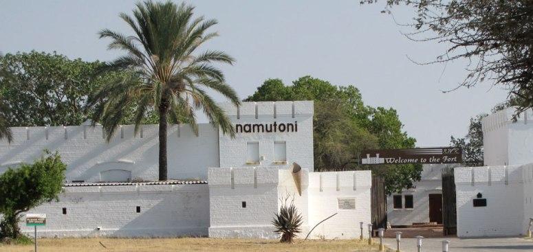 namutoni-namibia